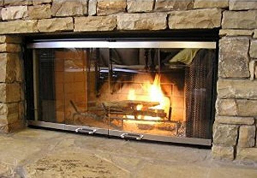 chimenea puertas para heatilator chimenea u26