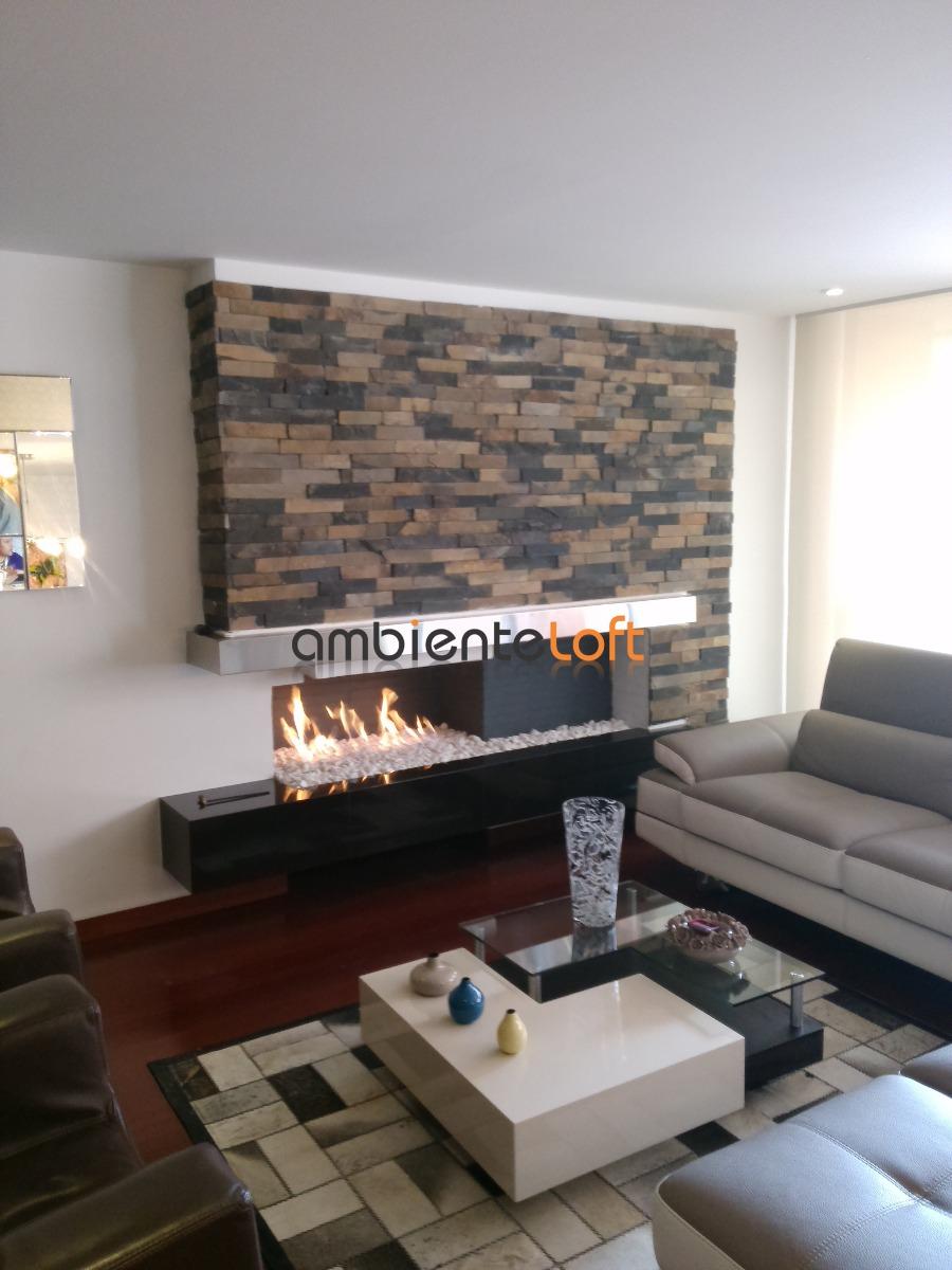Chimeneas de gas natural precios best de casas chimeneas de mrmol para interiores with - Chimenea de gas natural ...