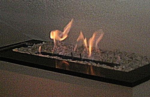chimeneas a gas y bioetanol