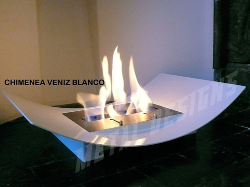 chimeneas bioetanol desde $500.000 by metal designs