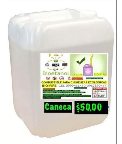 chimeneas de bioetanol