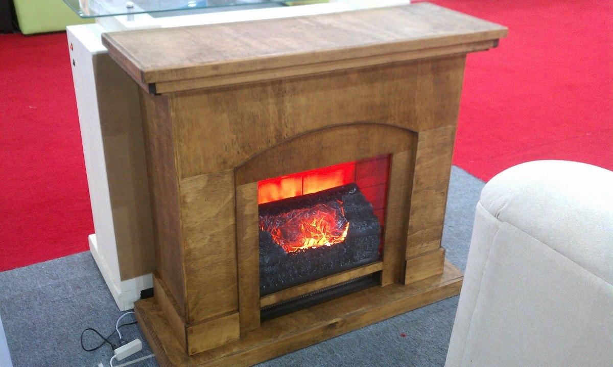 Chimeneas decorativas 7 en mercado libre for Chimenea calefactora precio