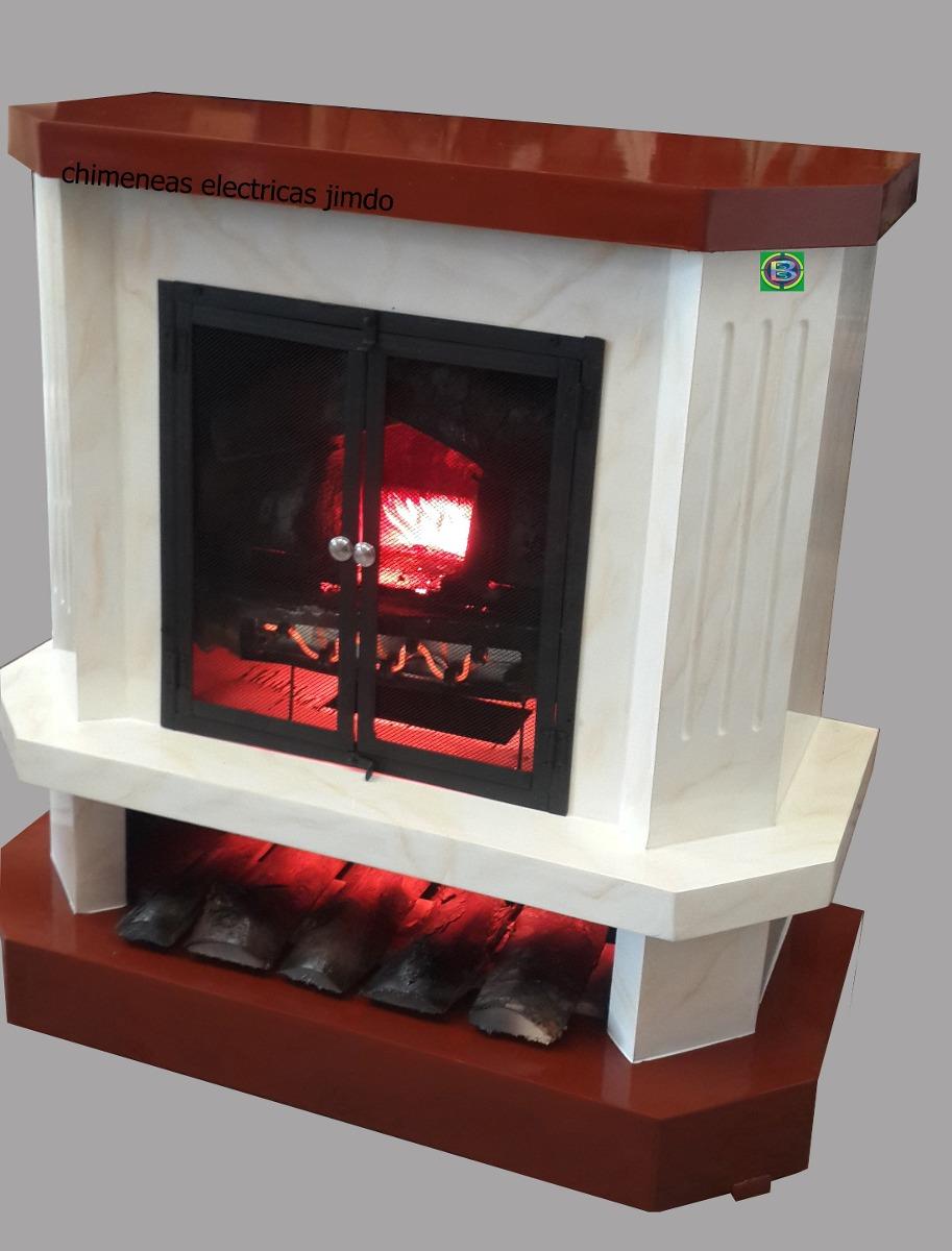 Chimeneas Eléctricas Con Calefacción - $ 280.000 en Mercado Libre