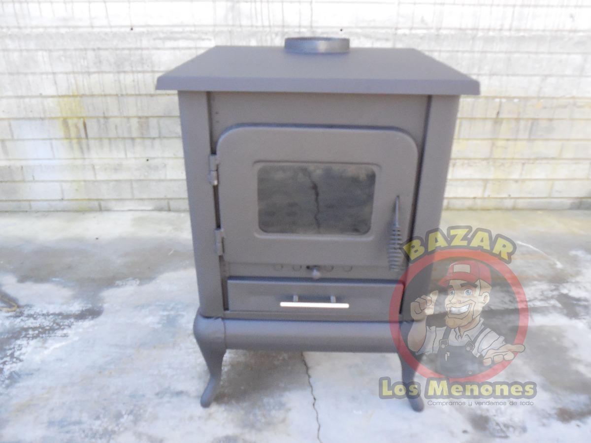 Estufas calentadores y chimeneas a le a calefacci n - Estufas de lena para calefaccion con radiadores ...