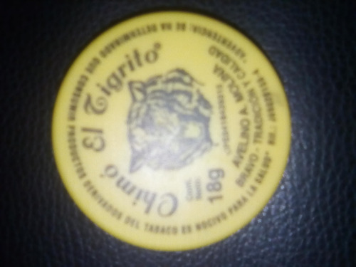 chimo el tigrito 1093und el original de 18 gr. por und