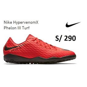 7980c6f64bcd5 Nike Hypervenom Phelon Futsal en Mercado Libre Perú