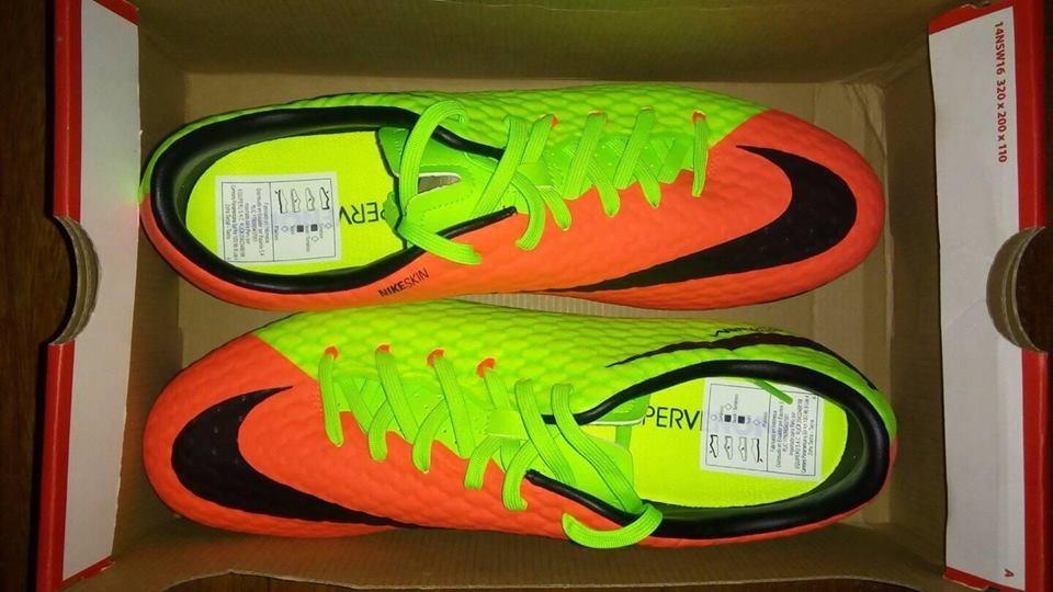pretty nice a58ee 817d8 Chimpunes Nike Hypervenom Phelon 3 Fg Nuevas Original Oferta - S ...