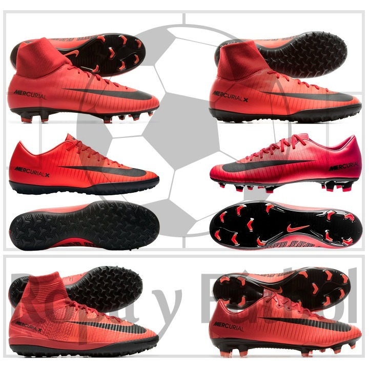 Chimpunes Nike Mercurial - Play Fire - 100% Originales !!! - S  399 ... 22336e5355a77