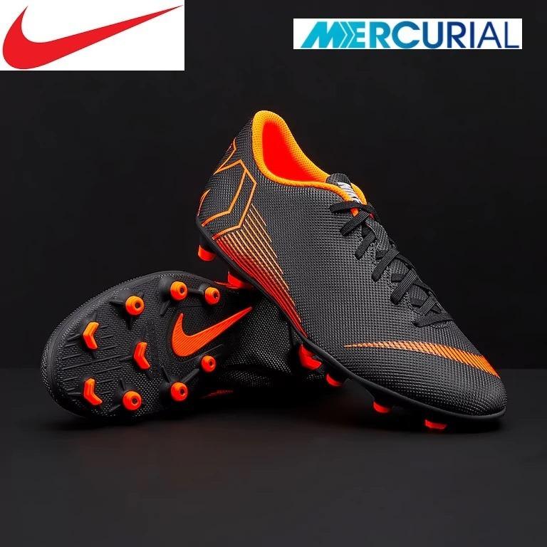 Chimpunes Nike Mercurial Vapor Club Nuevos A Pedido - S  380 1bfb9e989a9fe