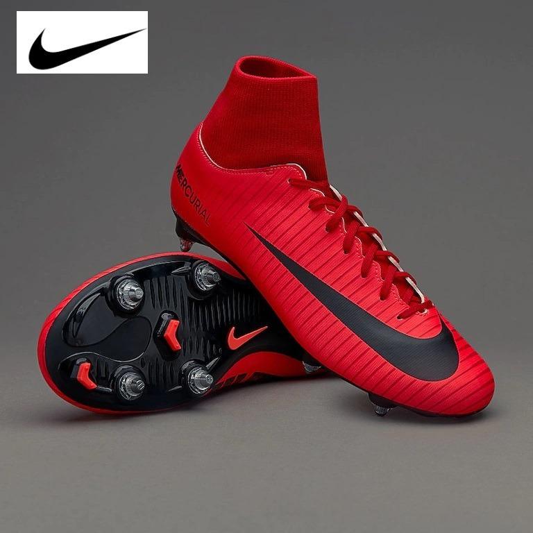 Chimpunes Nike Mercurial Victory Con Toperoles A Pedido - S  590 7680f2bb794d0