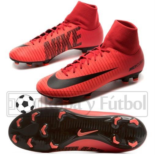 Chimpunes Nike Mercurial Victory Vi-play Fire-100% Original - S  349 ... a9b3668907aaf