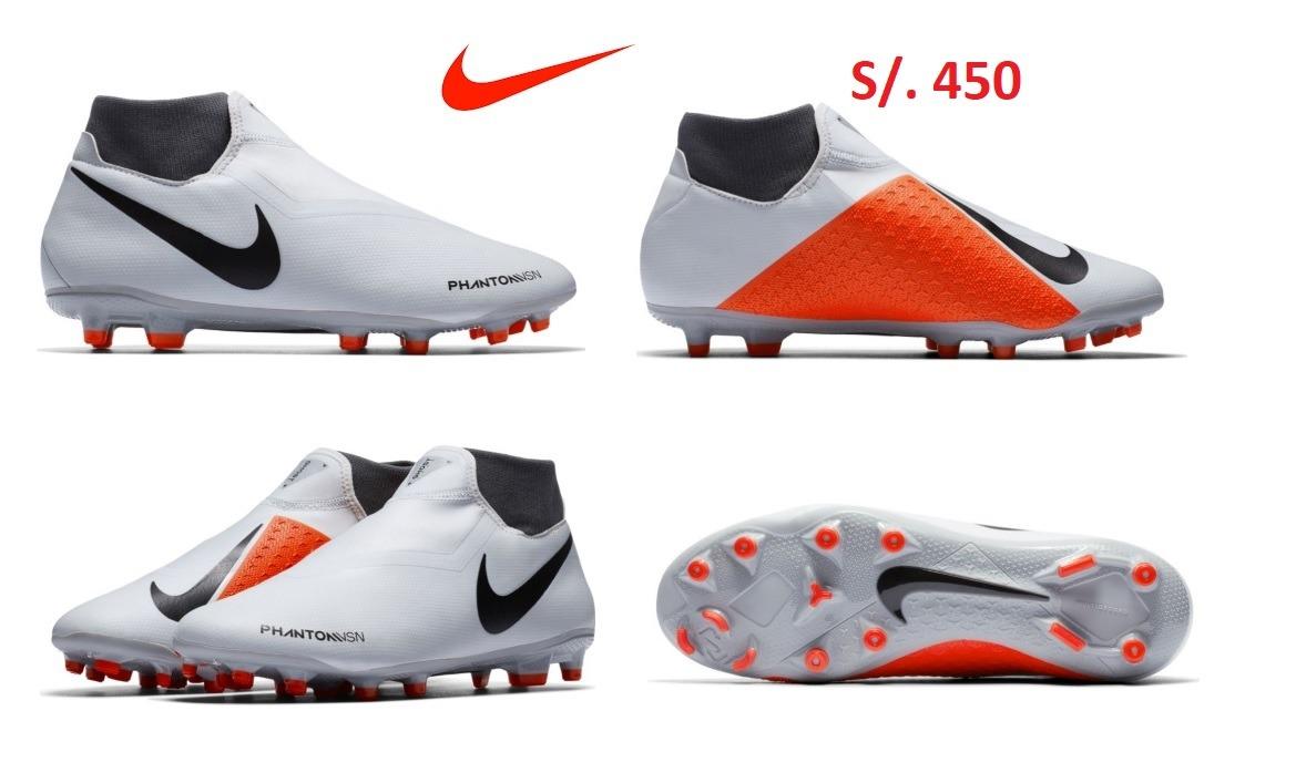 official photos 61eeb ea249 Chimpunes Nike Phantom 2018 Nuevos Originales
