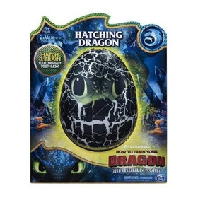 Chimuelo Toothless Hatching Dragón Hatchimals Spin Master