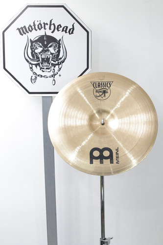china 18 // classic // meinl // lucy rock