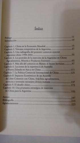 china: como puede la argentina aprovechar la gran oportunida