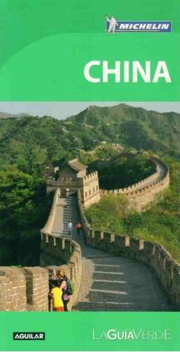 china. guía de viaje michelin