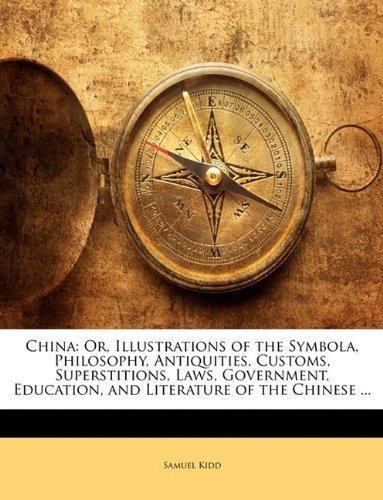 china : samuel kidd