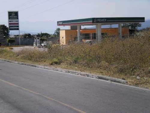 chinameca, frente gasolinera
