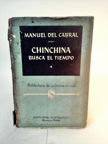 chinchina busca el tiempo - manuel del cabral
