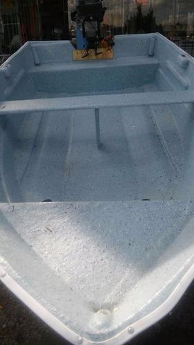 chinchorro y motor - nuevos -  pesca 3mts apto portaequipaje