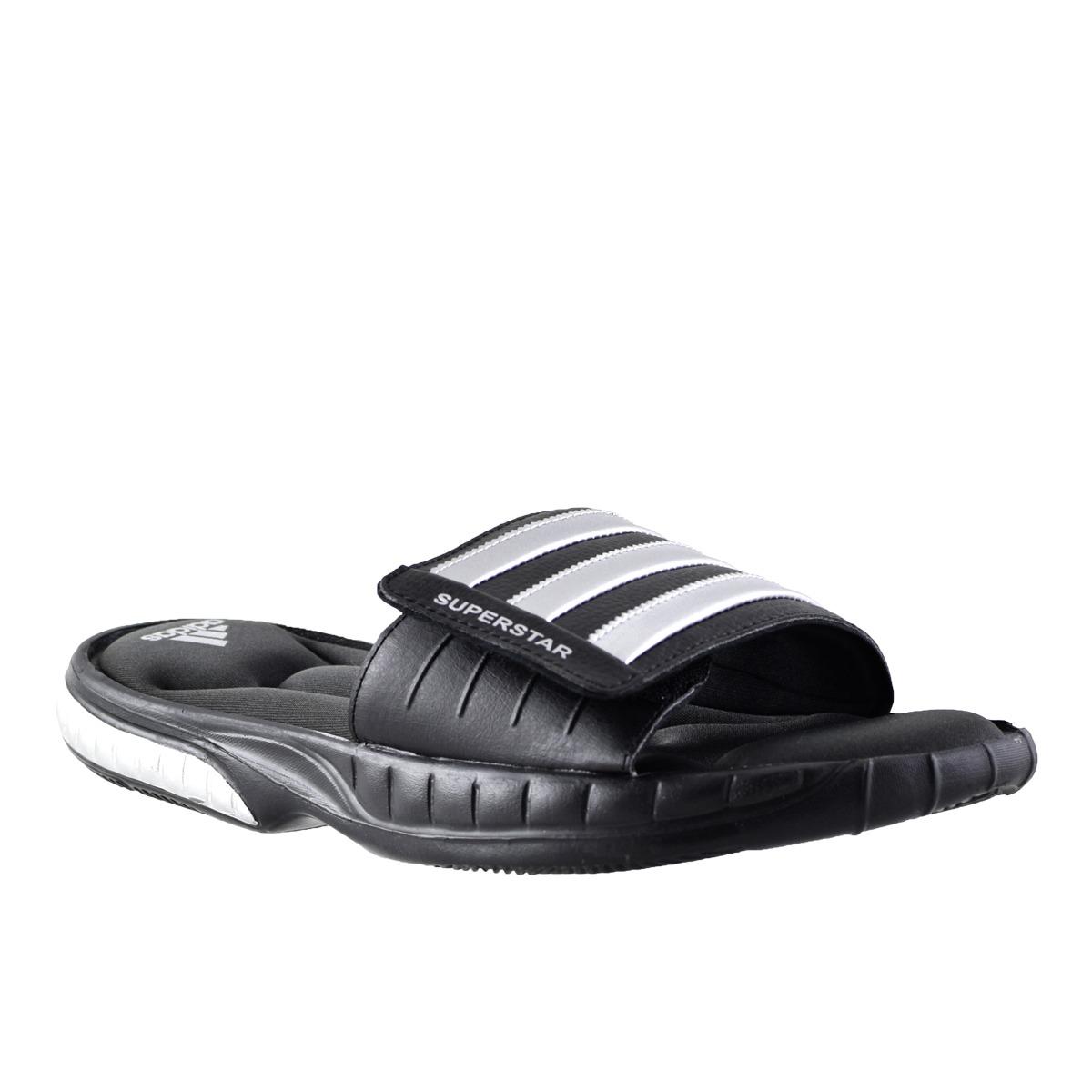cheap for discount bba3c eec4e chinela adidas superstar 3g hombre negro. Cargando zoom.