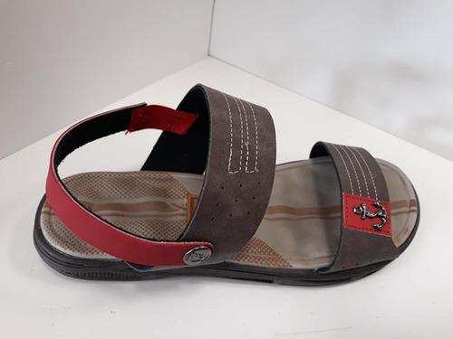 chinela sandalia nene varon  28 al 37