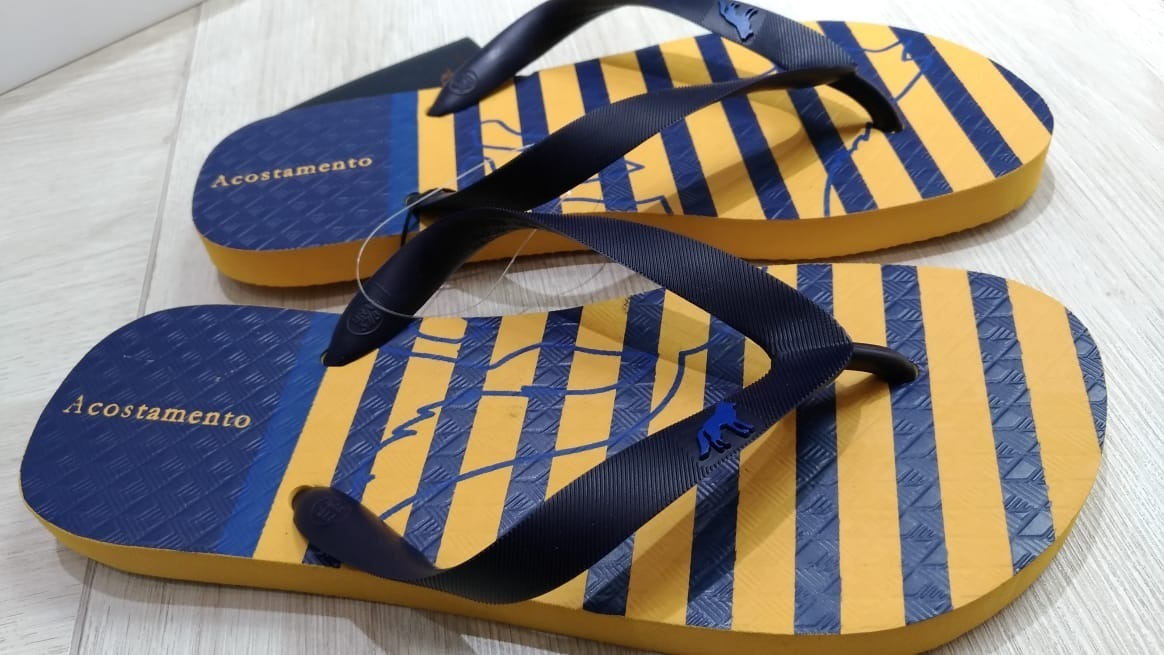 57e66a8c7 Chinelo Acostamento Original 37/38,39/40,41/42,43/44 Amarelo - R ...
