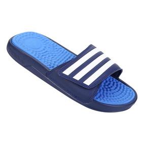 896e2ecaf2641b Chinelo adidas Adissage Tnd Azul Marinho/branco