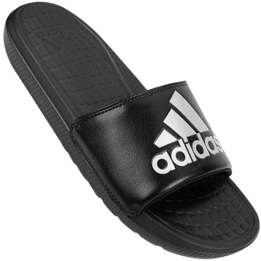 529e399f5ede9 Chinelo adidas Voloomix Slide Masculino - R$ 129,90 em Mercado Livre