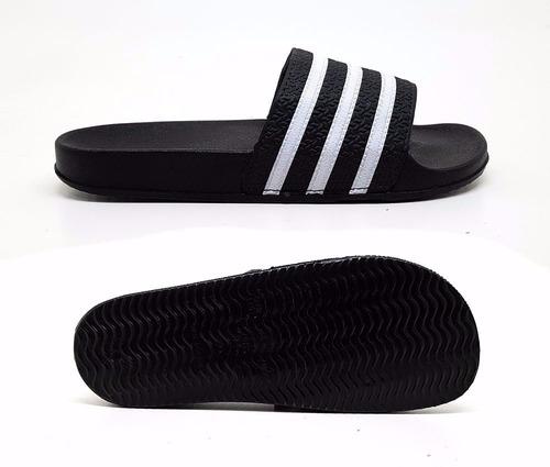 chinelo adidas sandália masculino foto original frete grátis