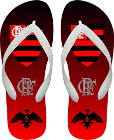 c9588bf08 Chinelo Flamengo Chinelos - Chinelos no Mercado Livre Brasil