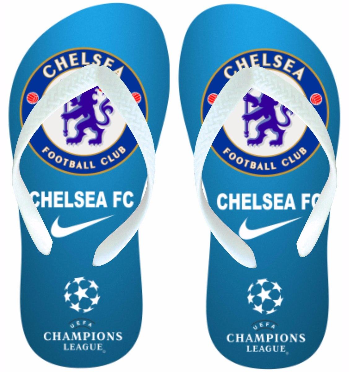d5c8a39b1dfed Chinelo Chelsea Personalize O Seu! - R  19
