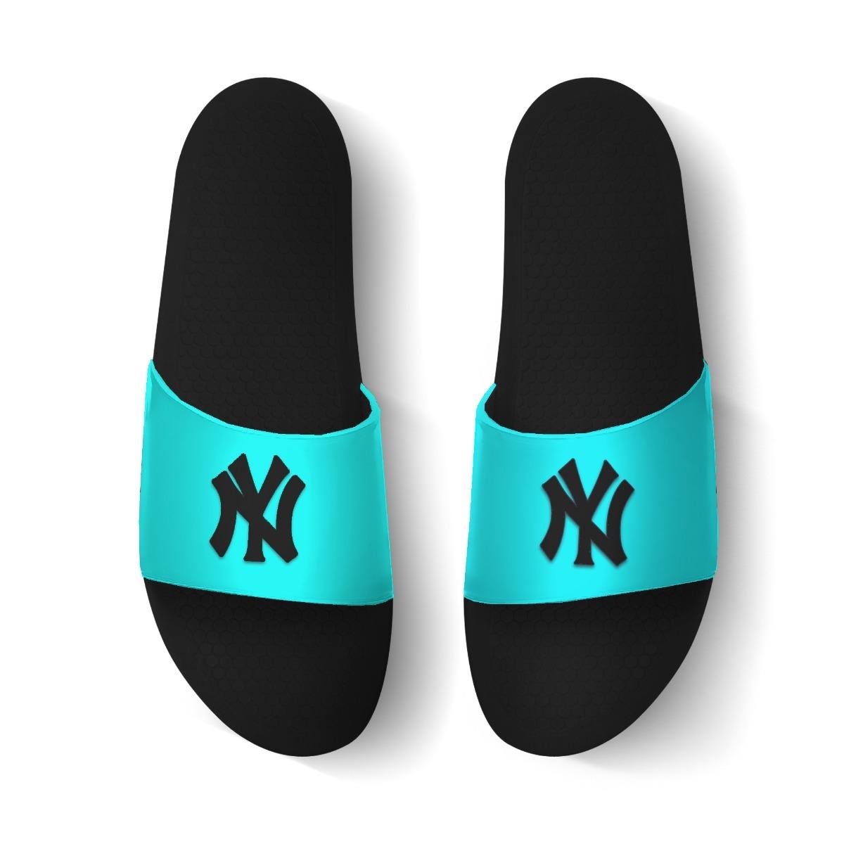 041e98aaee chinelo chinela slide sandália benassi new york yanks nova. Carregando zoom.