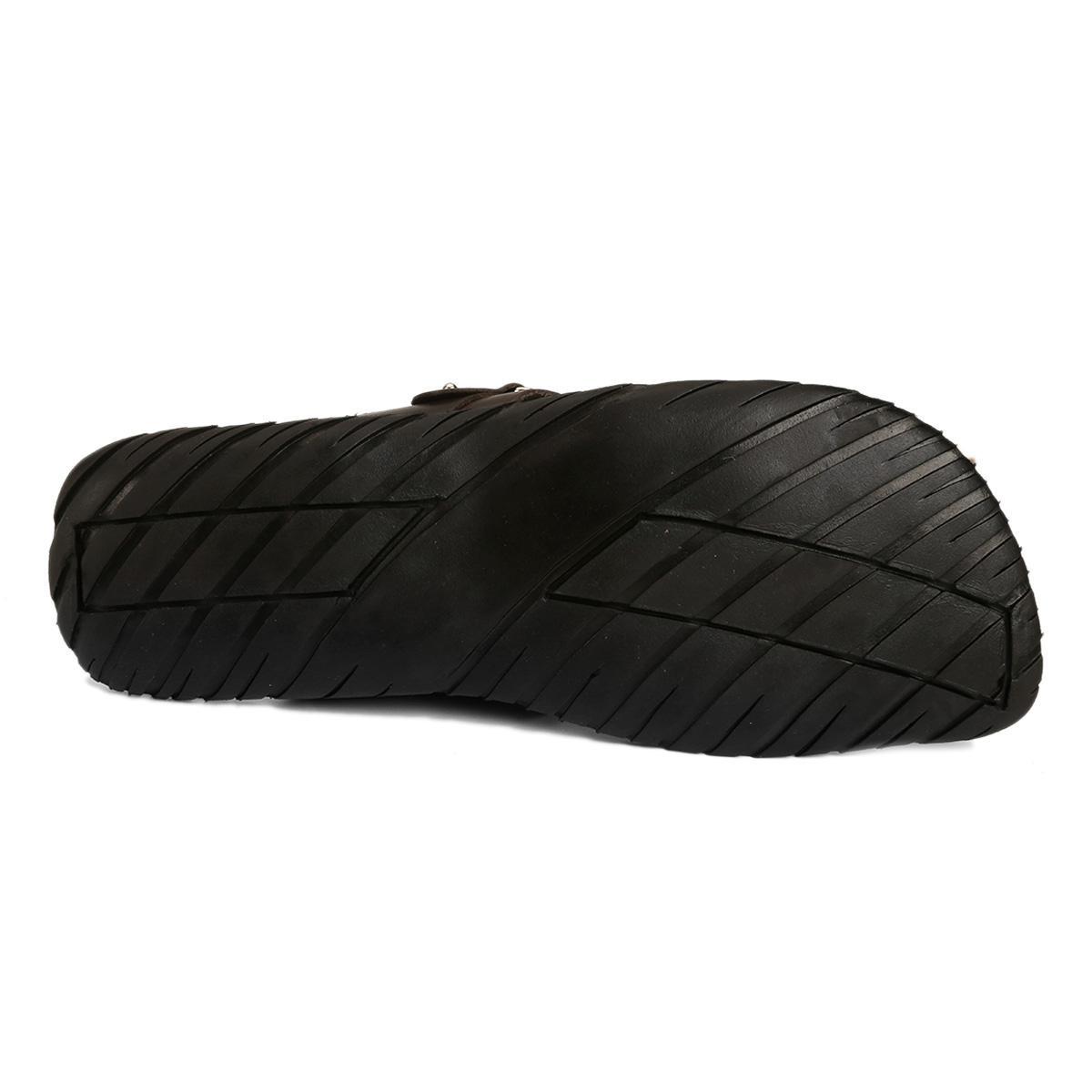 081d336da12fc Chinelo Couro Shoestock Masculino - R$ 69,90 em Mercado Livre