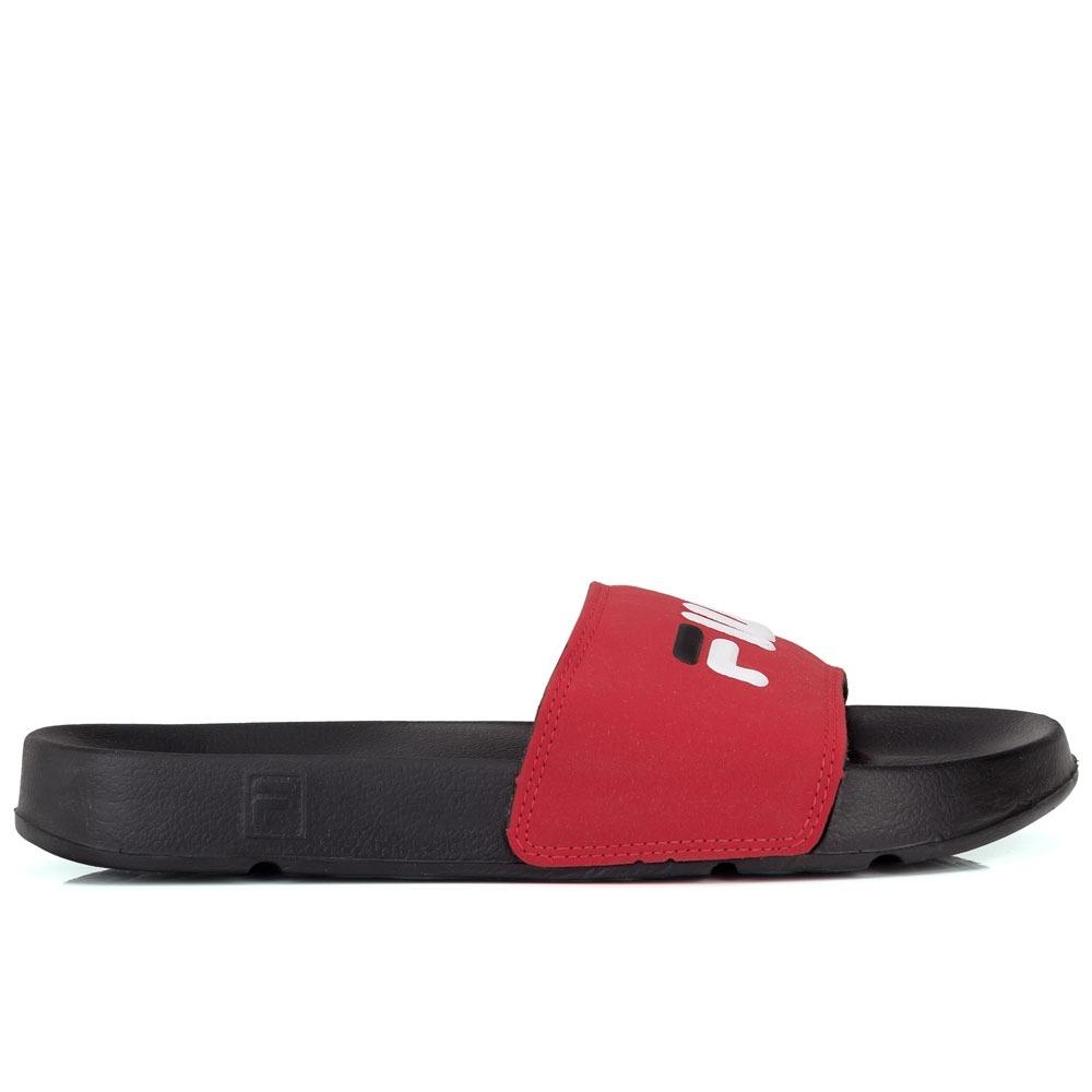 0ba29eef8 chinelo feminino fila drifter basic vermelho. Carregando zoom.