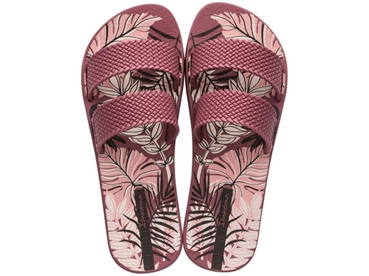 c854fe06f Características. Marca Ipanema  Modelo City Print 26315  Gênero Feminino   Tipo de calçado Chinelos ...