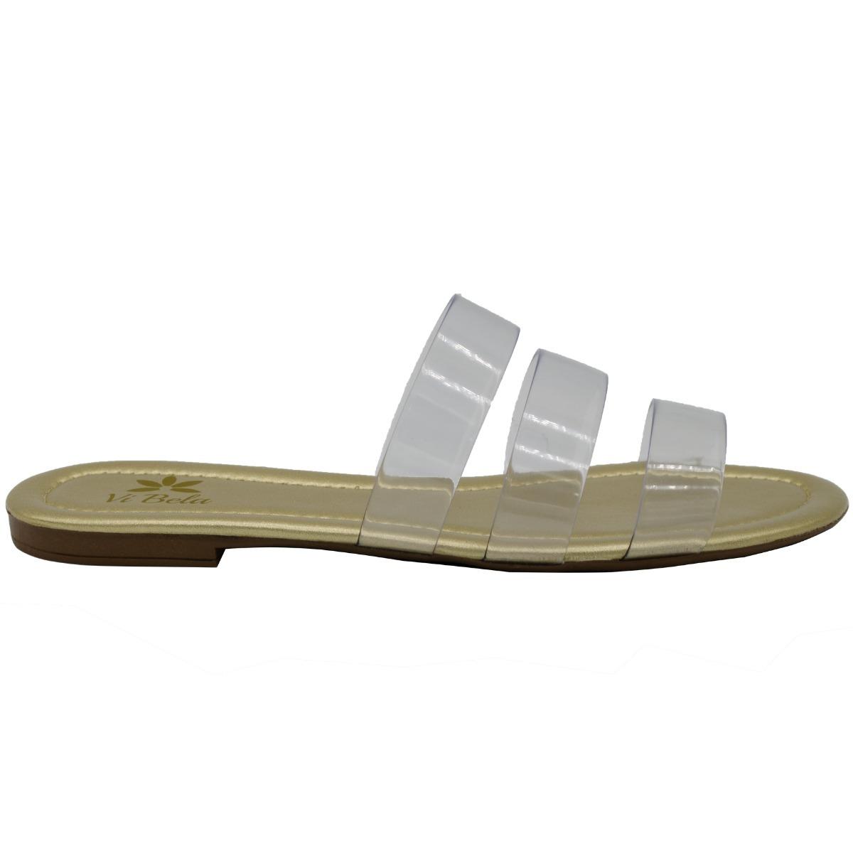 ddfc97b7a2 chinelo feminino sandalia chinela rasteirinha tamanco flat. Carregando zoom.