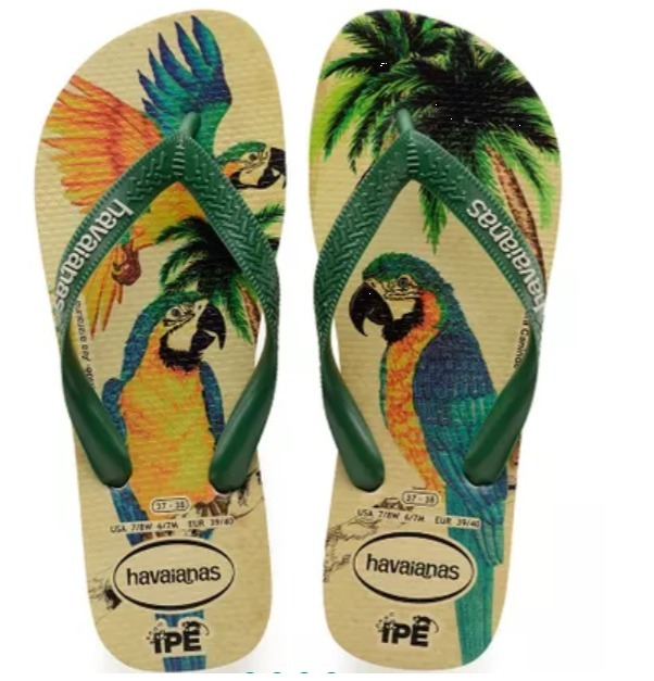 e68dd2821 Chinelo Havaianas Ipe Original - R  39