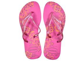 a781a67ce829 Chinelo Havaianas Tria Print - Calçados