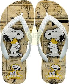 04638ed6c Havaianas Do Snoopy Feminina - Calçados, Roupas e Bolsas no Mercado ...