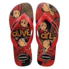 34961d1c5 Havaiana Popeye - Chinelos Havaianas no Mercado Livre Brasil
