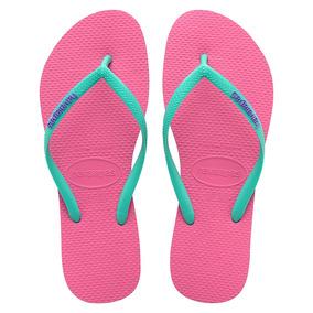 7c2d97cddd Chinelo Havaianas Slim Pop Up - Calçados, Roupas e Bolsas com o Melhores  Preços no Mercado Livre Brasil