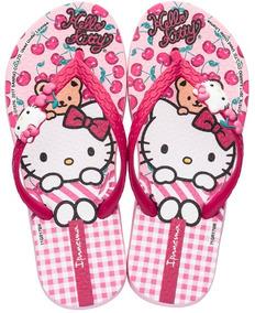 315ee8878 Chinelo Hello Kitty Sanrio/grendene no Mercado Livre Brasil