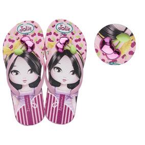 cb38980e1 Sapato Schutz Glitter Chinelos Ipanema - Sandálias e Chinelos Ipanema para  Meninas Rosa claro no Mercado Livre Brasil