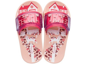 f1ea71739 Sapato Carater Menina Chinelos Ipanema - Sapatos para Meninas Nude ...