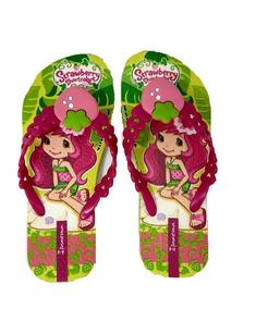 28f742e64 Chinelo Moranguinho - Chinelos Meninas no Mercado Livre Brasil