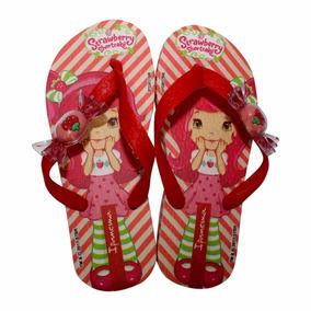 30d11f224 Chinelo Infantil Moranguinho Bubble Ipanema - Sapatos no Mercado Livre  Brasil