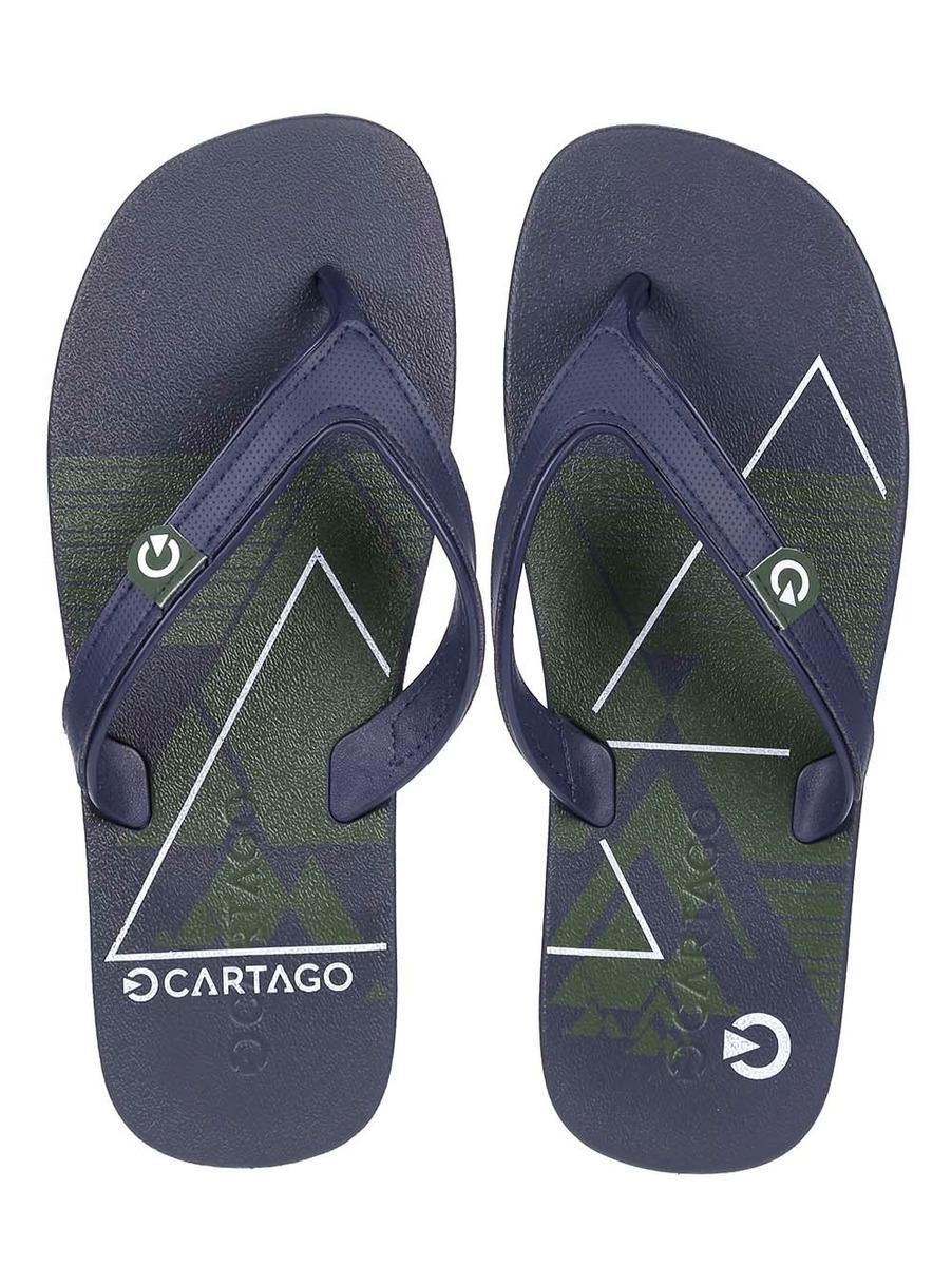 f6a1897d9 chinelo masculino cartago dakar plus azul/verde. Carregando zoom.