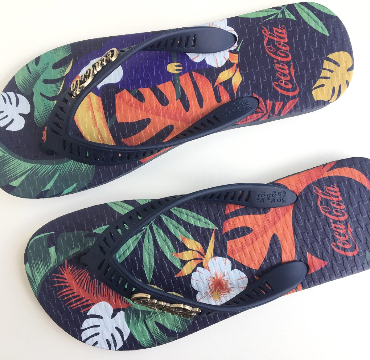2695f9e435 chinelo masculino coca cola shoes tropicoke tucano original. Carregando  zoom.