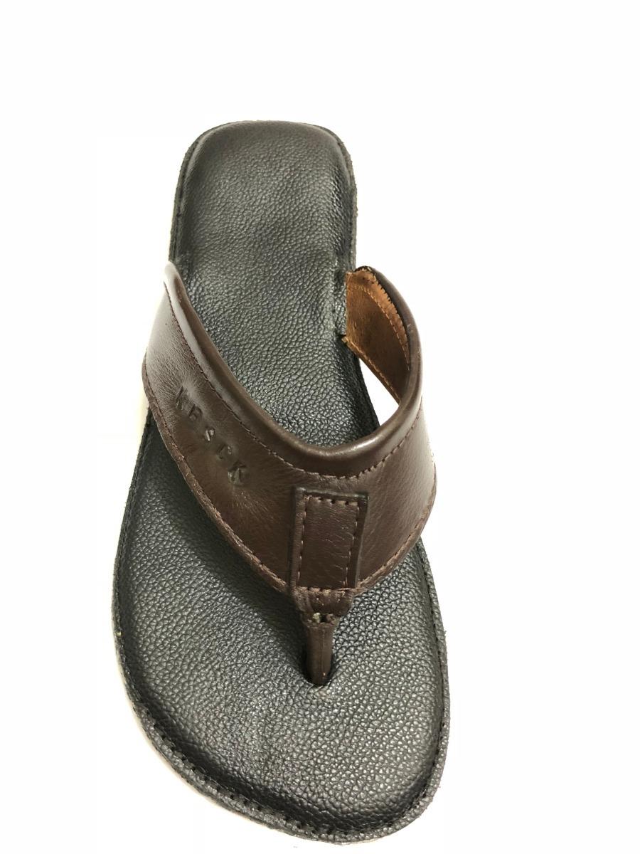 36e21af722 chinelo masculino couro legitimo artesanal com amortecedor-4. Carregando  zoom.